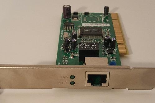 TRENDnet TEG-PCITXR Gigabit Network Adapter 10/100/1000Mbps PCI