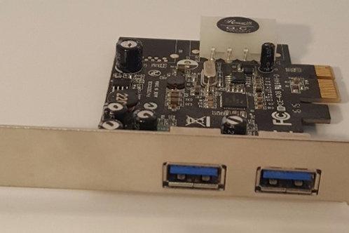 Rosewill RC-505 2-port USB 3.0 PCI-e