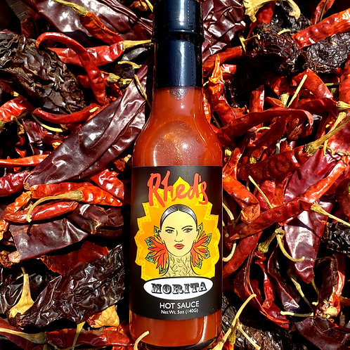 5oz Bottle Morita Hot Sauce