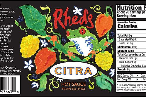 "Citra ""Hop"" Sauce"