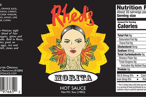 5oz Bottle Morita Hot Sauce