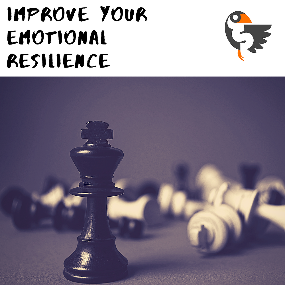 Improve your emotional resilience podcast