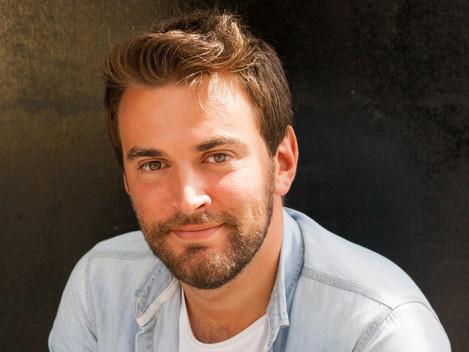 Suicide, schools and me: Jonny Benjamin's mental health story