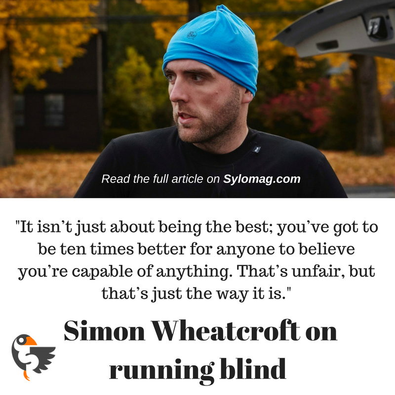 Simon Wheatcroft ultramarathon runner