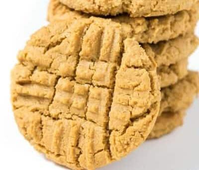 Peanut, Peanut Butter...Cookies