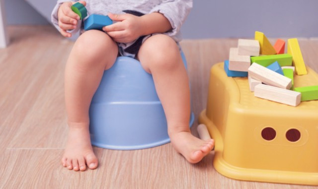 Signs That Your Child Is Ready To Potty Train