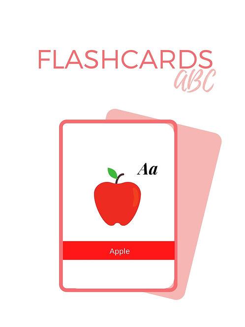 FLASHCARDS ABC ENGLISH