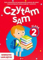 """""""Czytam sam. Klasa 2 Wierszyki łamijęzyki. Polskim szlakiem"""""""