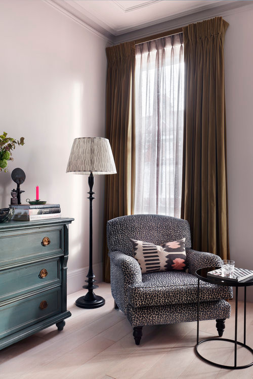 Curtains - Pat Giddens Ltd Interior Designer - Studio Duggan Photographer - Alex James