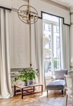 Curtains and Pelmets - Pat Giddens Ltd Interior Design - Barlow and Barlow Photographer - J Bond Photography