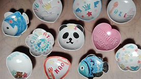 夏の子供陶芸教室