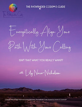 Energetically Align Your Path with Your