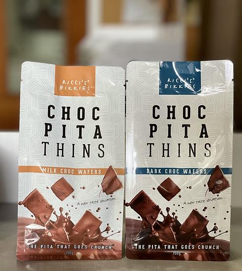 Dark Choc Pita Thins®