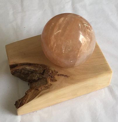 Hematite Quarts Sphere