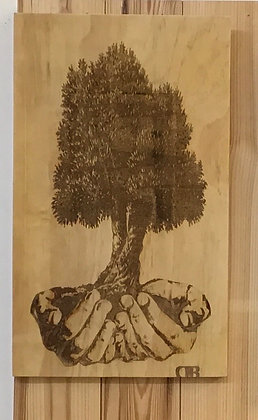 Tree Within Energy Hands on ply