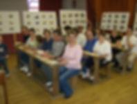 Le comité des fêtes de La Meyze retourne à l'école