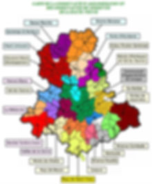 Communautés de communes de la Haute-Vienne
