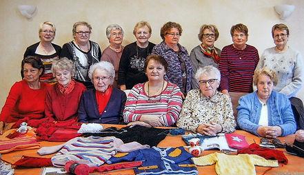 Club tricot de La Meyze