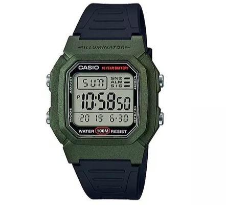 ffe5aaabf61c Casio W-800 Verde