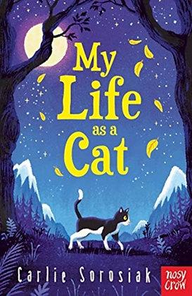 My Life as a Cat by Carlie Sorosiak