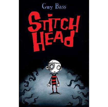 Stitch Head by Guy Bass