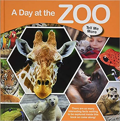 A Day at the Zoo by Globe Publishing