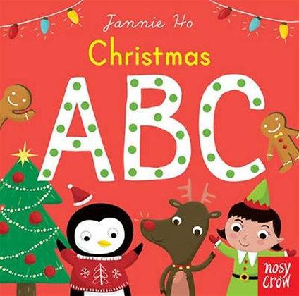 Christmas ABC by Jannie Ho