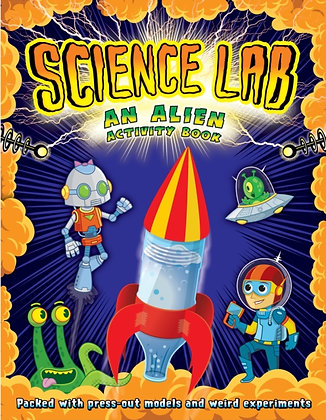Science Lab: An Alien Activity Pack