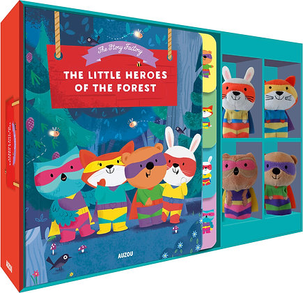 The Story Factory: The Little Heroes of the Forest