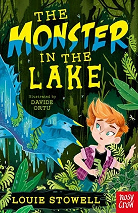 The Monster in the Lake by Louie Stowell