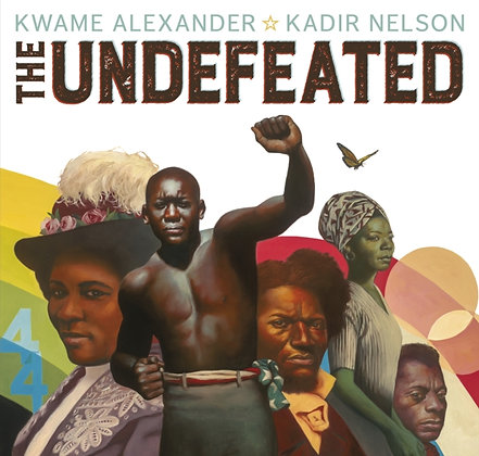The Undefeated by Kwame Alexander