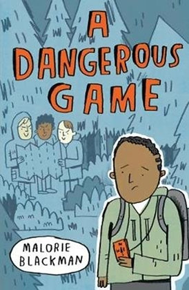 A Dangerous Game by Malorie Blackman