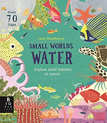 Small Worlds: Water by Lily Murray