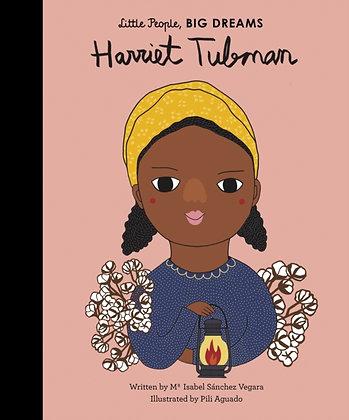Harriet Tubman by Maria Isabel Sanchez Vegara