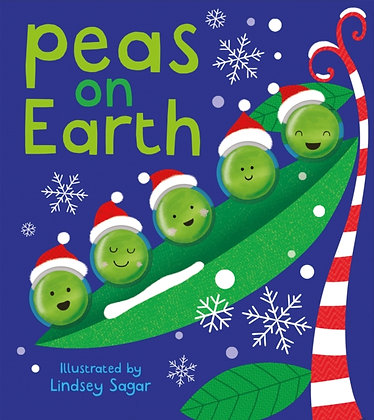 Peas on Earth by Lindsey Sagar & Jonny Marx