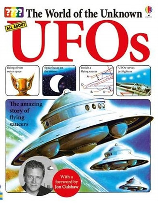 World of the Unknown UFOs by Ted Wilding-White