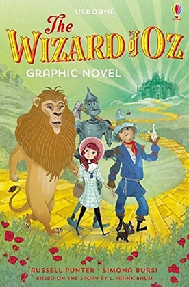 The Wizard of Oz Graphic Novel by Russell Punter