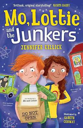 Mo, Lottie and the Junkers by Jennifer Killick