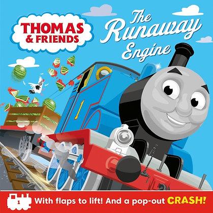 Thomas & Friends: The Runaway Engine by Mara Alperin