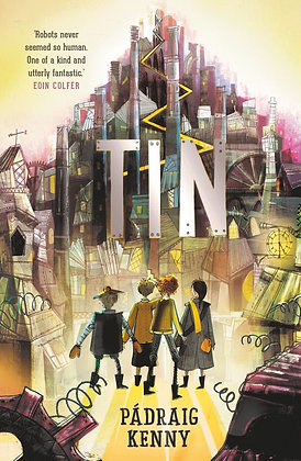 Tin by Padraig Kenny