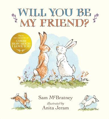 Will You Be My Friend by Sam McBratney