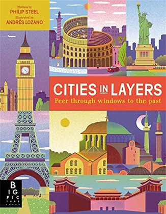 Cities in Layers by Philip Steele