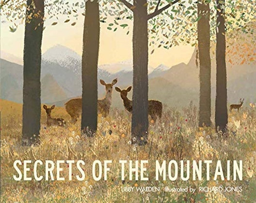 Secrets of the Mountain by Libby Walden