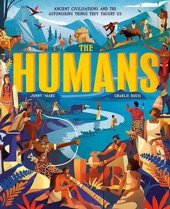 The Humans by Jonny Marx & Charlie Davis