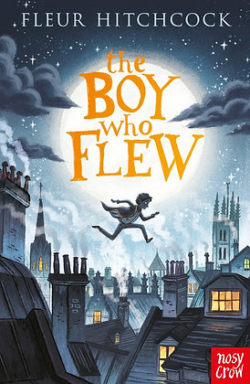 The Boy who Flew by Fleur Hitchcock