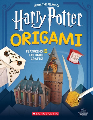 Harry Potter Origami: Paper-Folding Projects Straight from the Wizarding World!