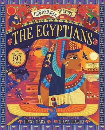 The Egyptians by Jonny Marx