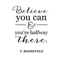 ADHD Life Coach - Stigma2Strength Teddy Roosevelt Quote