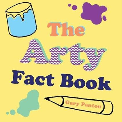THE ARTY FACT BOOK by Gary Panton