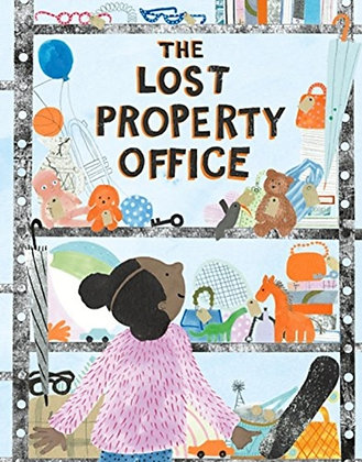 The Lost Property Office by Emily Rand